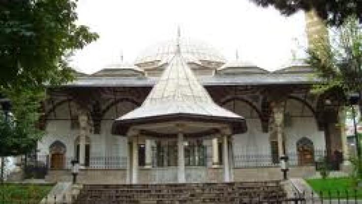 Fatih Sultan Mehmet Han Cami / İSTANBUL
