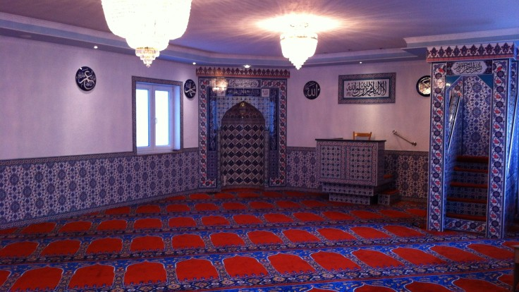 Süleymaniye Cami Memmingen / ALMANYA