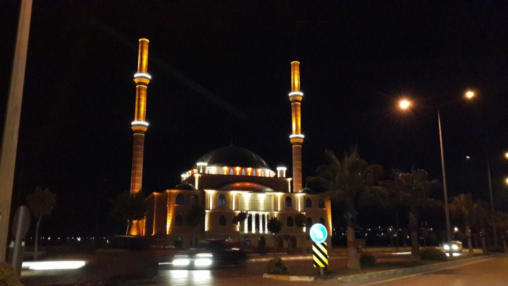 Manavgat Kumköy Merkez Cami – Antalya