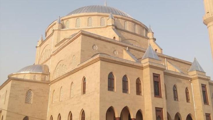 Kırgızistan Manas Üniversite Camii