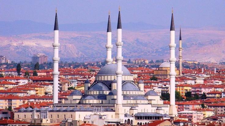Kocatepe Camii Ümraniye/ İSTANBUL