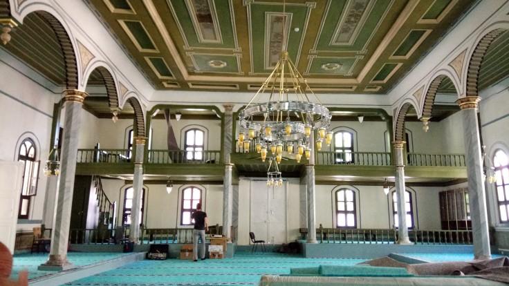 Hasan Paşa Cami  Kütahya
