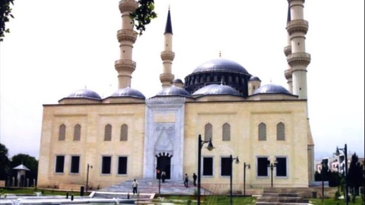 Türkmenistan Aşkabat Ertuğrul Gazi Cami