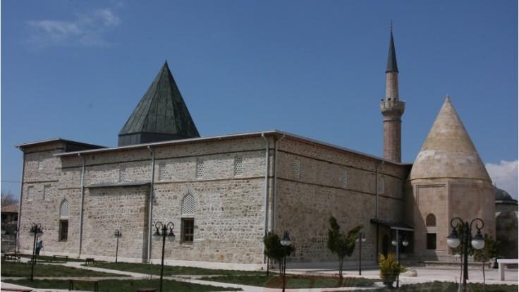 Beyşehir Eşrefoğlu Camii / Konya